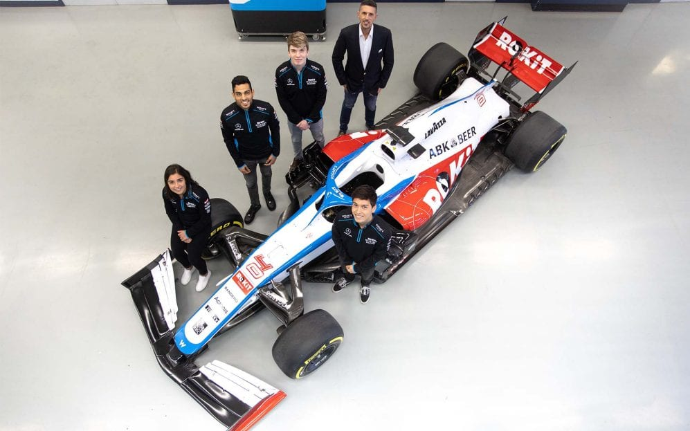 Williams Driver Academy