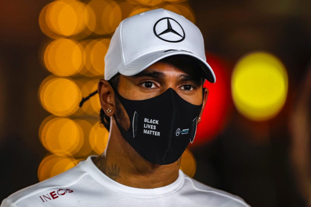Lewis Hamilton to miss Sakhir GP after positive COVID test